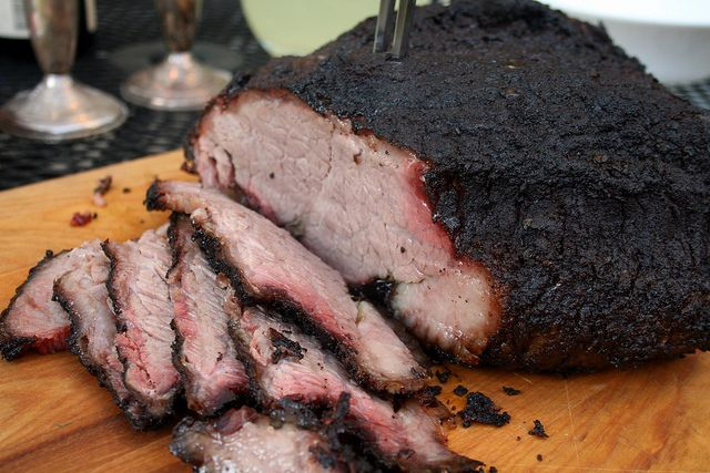 BURNT ENDS | A BBQ BRISKET | Pinterest