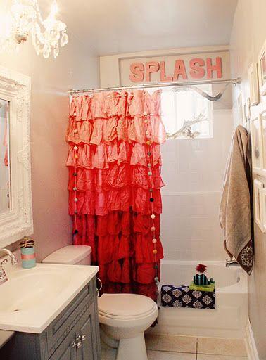 Cute For The Girls Bathroom Dream Home Pinterest