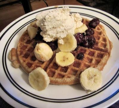 Almond Flour Coconut Waffles | foodz | Pinterest