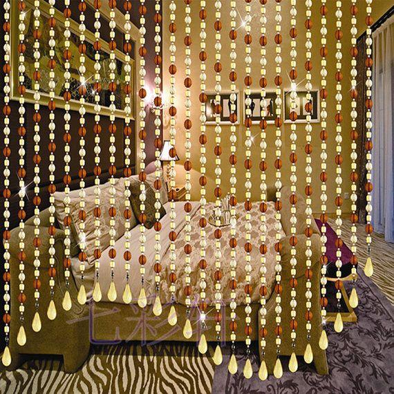 handmade door bead curtains beaded curtains room dividers