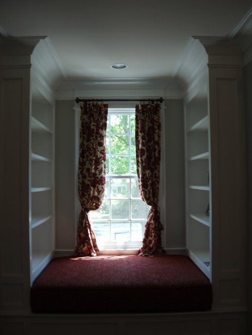 Perfect  Simple Designs.com. Beautiful Window Treatments. I adore this nook 490 x 653 · 31 kB · jpeg
