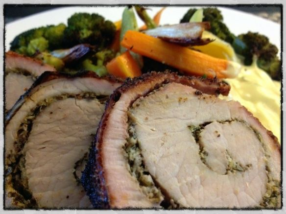 ... roast pork tenderloin thyme roasted pork tenderloin christmas pork