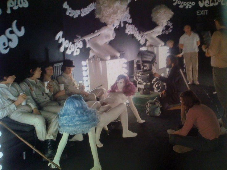 clockwork orange last scene