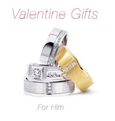 Buy the perfect Valentine gifts for him. Find modern and classic ...