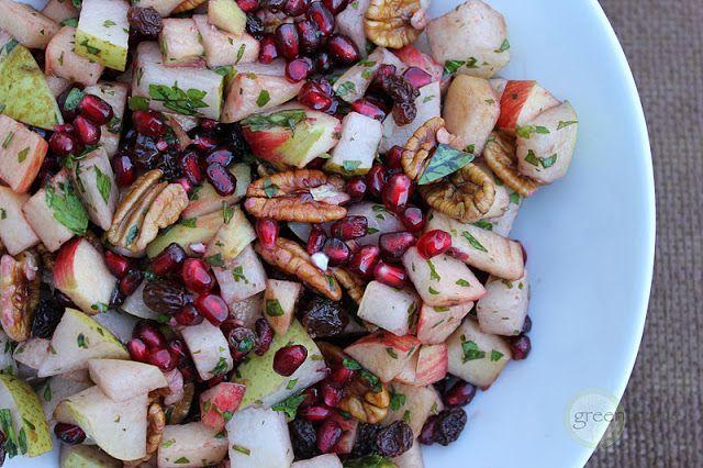 greenthyme: Winter Fruit Salad   Salads   Pinterest