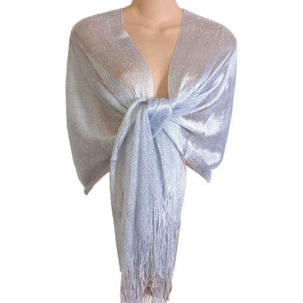 how to wear a shawl wrap with a dress