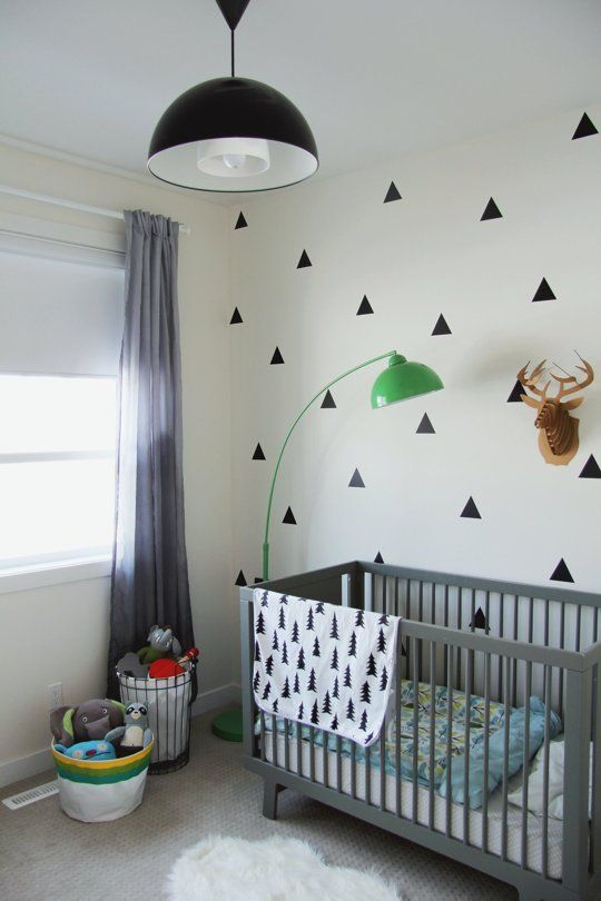 Flynn's Modern Toddler Upgrade My Room | Apartment Therapy