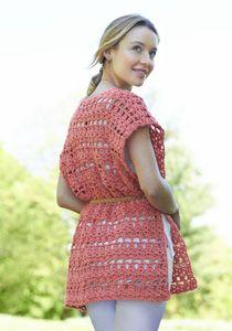 Crochet- Mittens- Free Pattern by Caron International