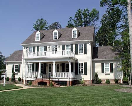 Corner Lot Premium Collection Traditional House Plans Home Designs