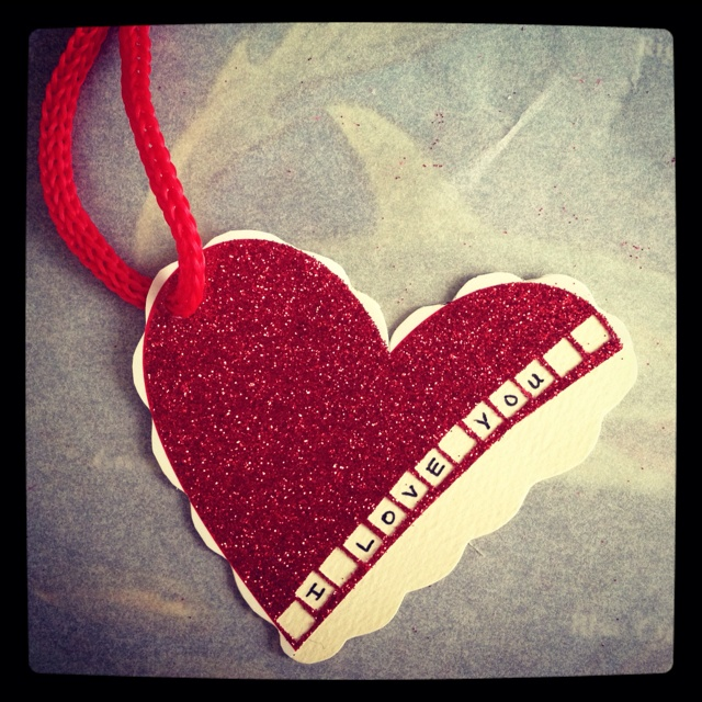 valentine gift bag tags