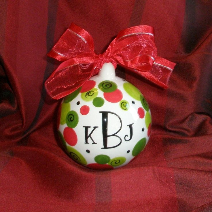 Crafts ideas personalized christmas ornament arts amp crafts ideas
