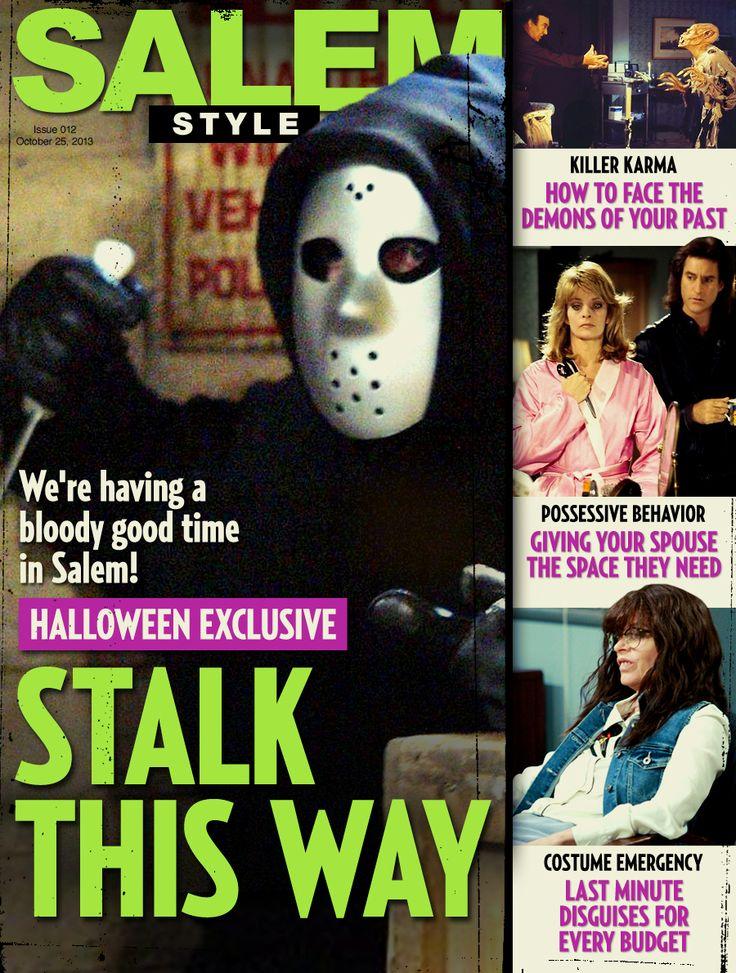 #DAYS #Halloween #SalemStyle