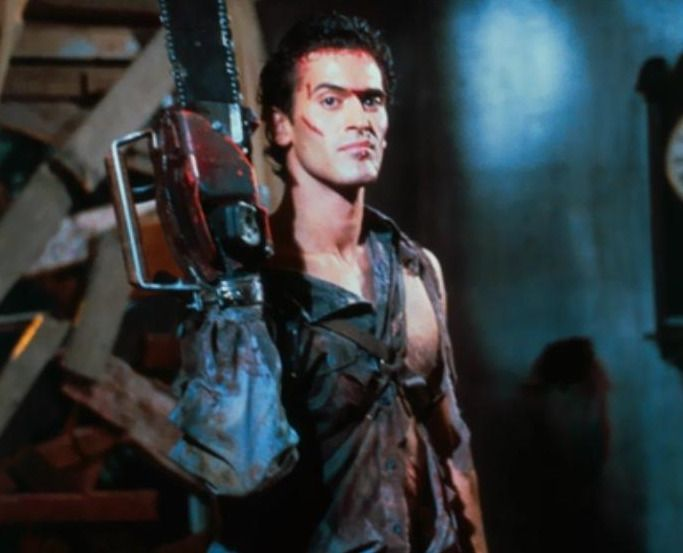 Horror Movies Bruce Campbell