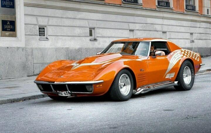 corvette stingray 1971 car moto pinterest. Cars Review. Best American Auto & Cars Review