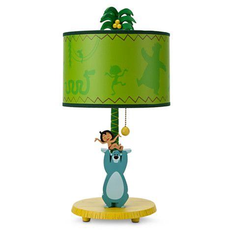 genies lamp in jungle book