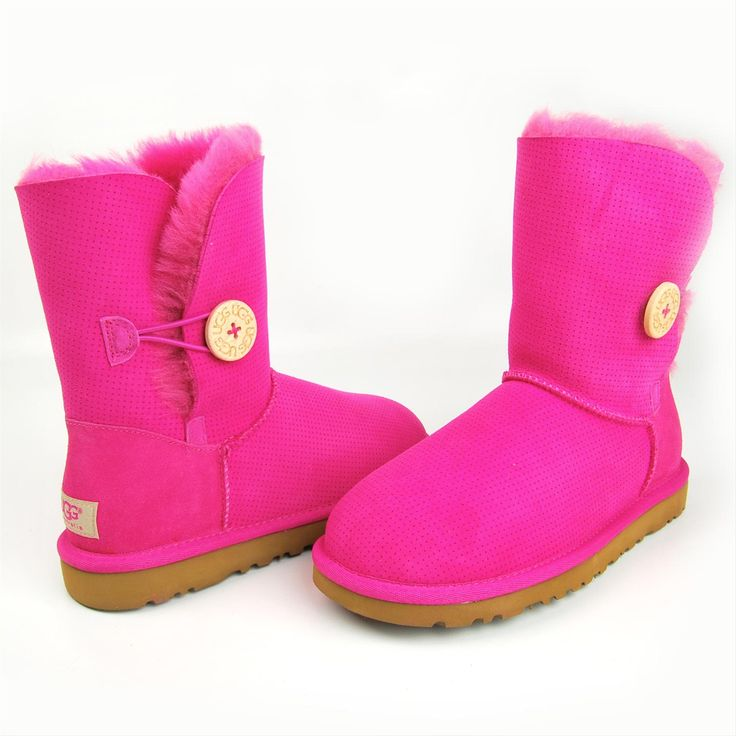 neon hot pink uggs. Black Bedroom Furniture Sets. Home Design Ideas