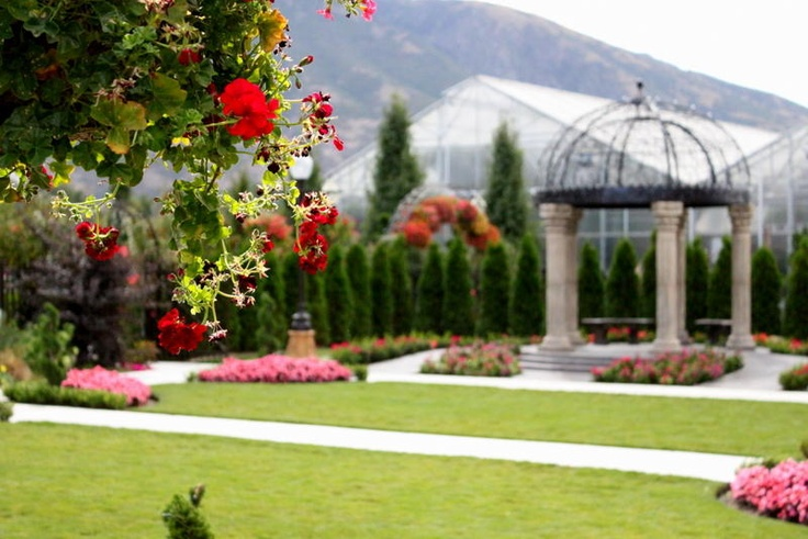 Le jardin sandy utah vow renewal pinterest for Jardin hansen