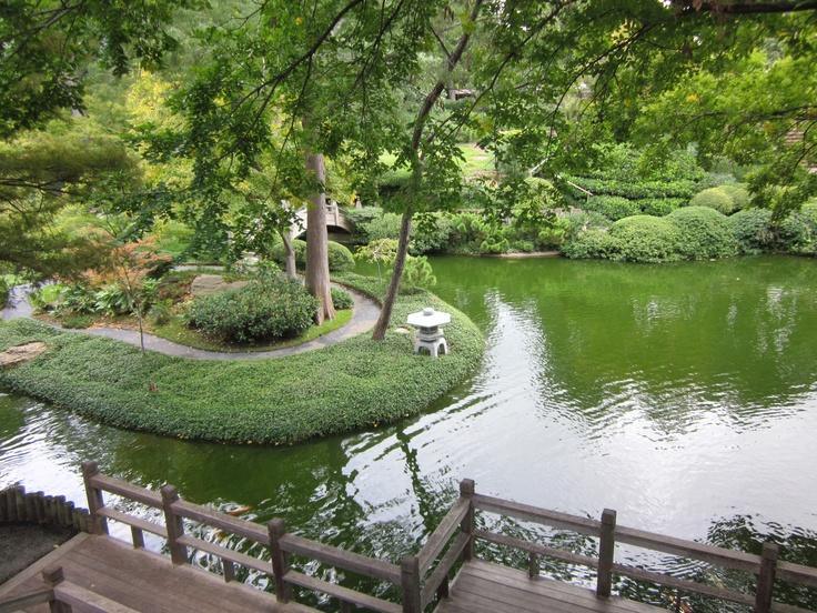 Fort Worth Botanical Gardens Beautiful Places Pinterest
