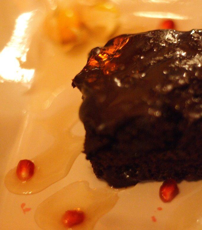 Chocolate self-saucing pudding | Food/Health Blogs | Pinterest
