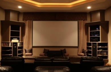 Media Room Design on Media Room Design   Media Room
