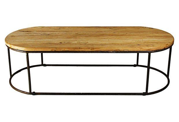Rustique Coffee Table on OneKingsLane.com