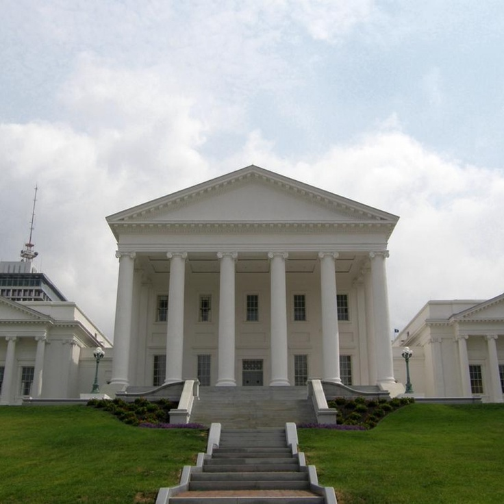 Richmond Virginia Capitol Building Richmond Va
