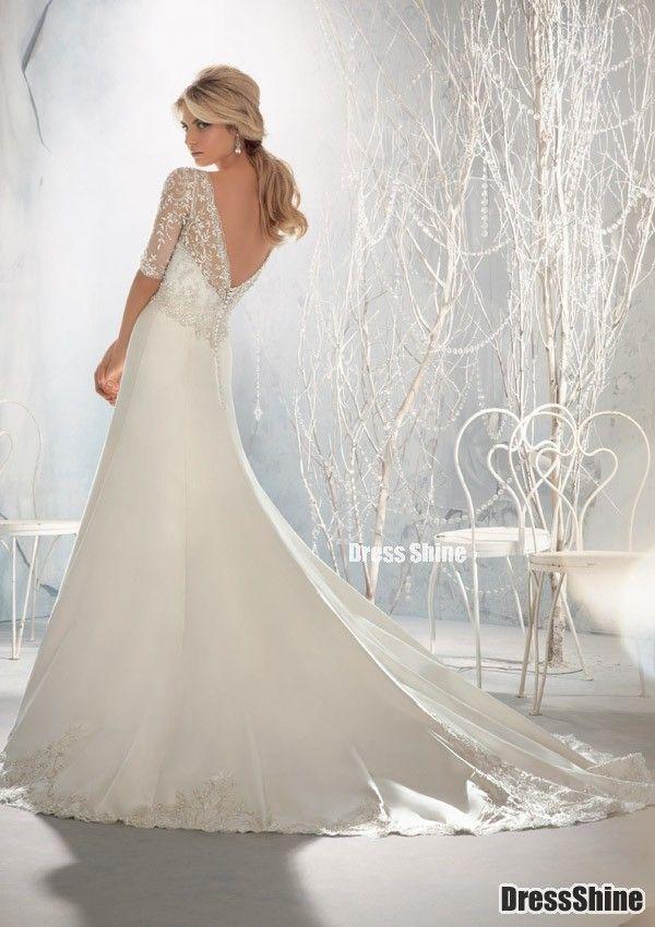 Christmas wedding dress dream wedding gown pinterest