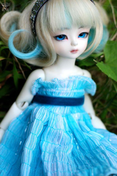 Beautiful and Cute Dolls