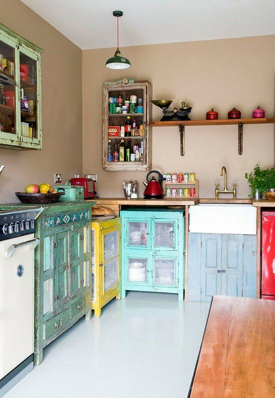 Salvaged Kitchen Cabinets Awesome For The Home Pinterest