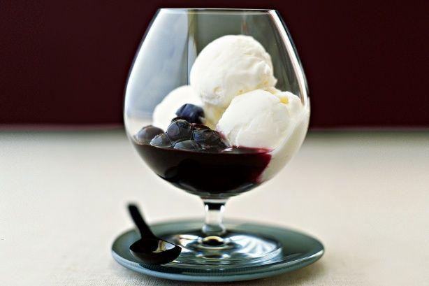 Lemon & mascarpone sorbetto | Drinks & Desserts | Pinterest