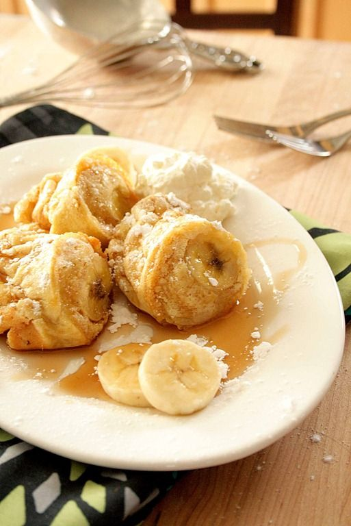 Elvis Inspired Peanut Butter and Banana Popovers | eat, laugh, & eat ...