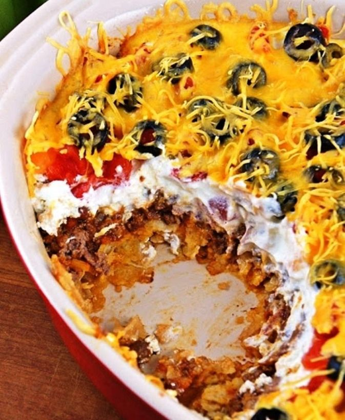 Mexican Casserole | Grub | Pinterest