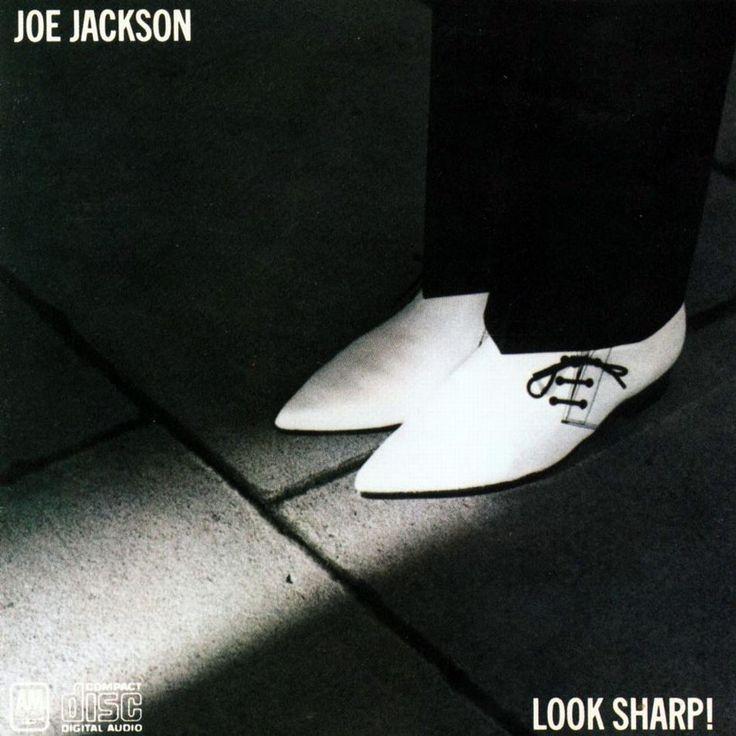 Joe Jackson - Look Sharp - TOP 10 – 70's ALBUM ARTWORK DESIGN