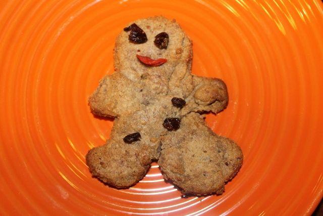 Cookies (Cut-Out) - almond flour, coconut flour, dates, maple ...