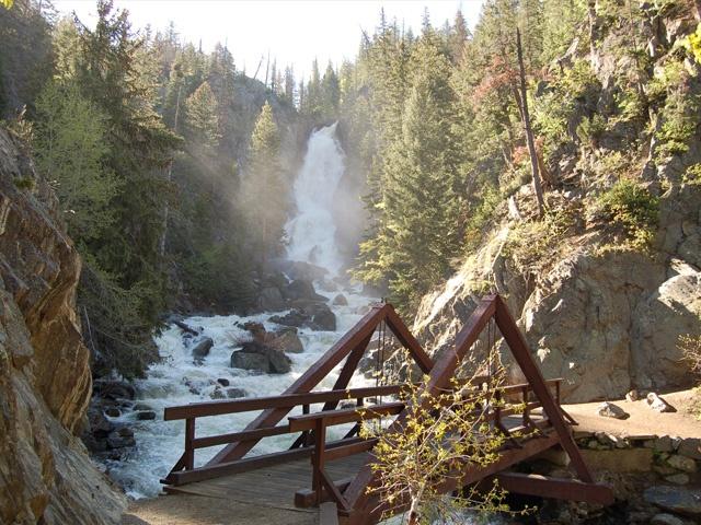 Fish creek falls steamboat colorado hikes pinterest for Fish creek falls