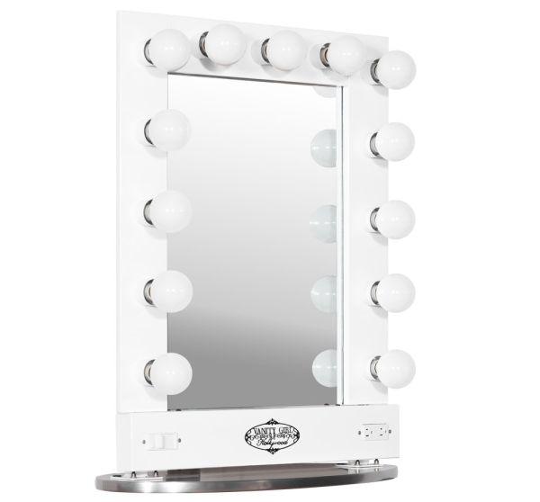 broadway lighted table top vanity mirror wishlist pinterest. Black Bedroom Furniture Sets. Home Design Ideas