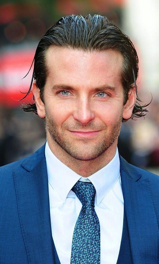 Bradley cooper hairstyle