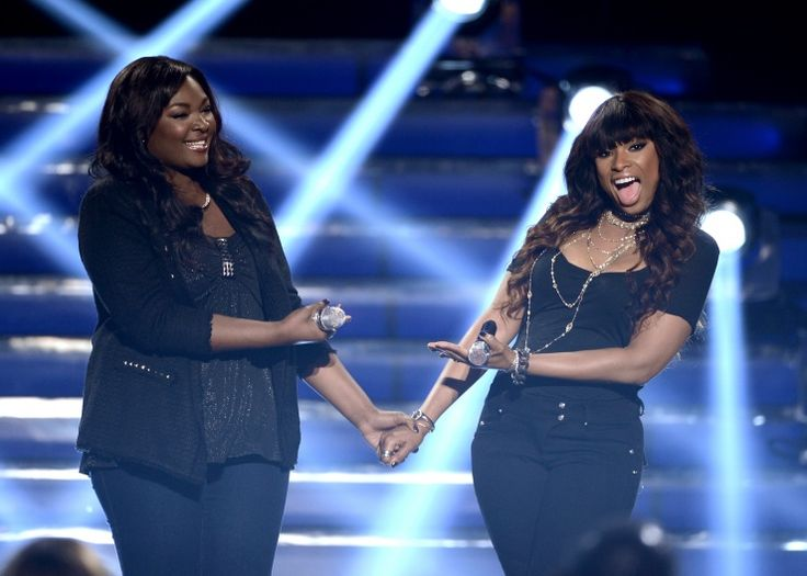 Candice Glover And Jennifer Hudson | GRAMMY.com