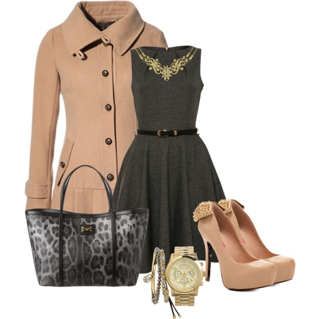 Classy Outfit Ideas Tweedie Dress Everyday Style