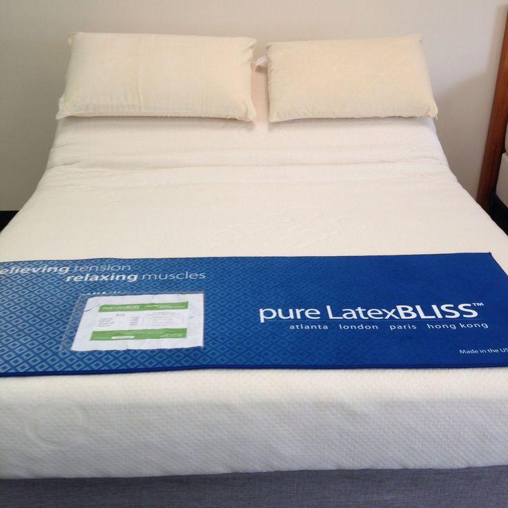 Pure Latex Bliss Eco All Natural Latex Mattress