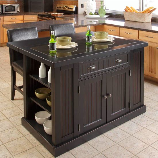 the best kitchen islands with breakfast bars. Black Bedroom Furniture Sets. Home Design Ideas