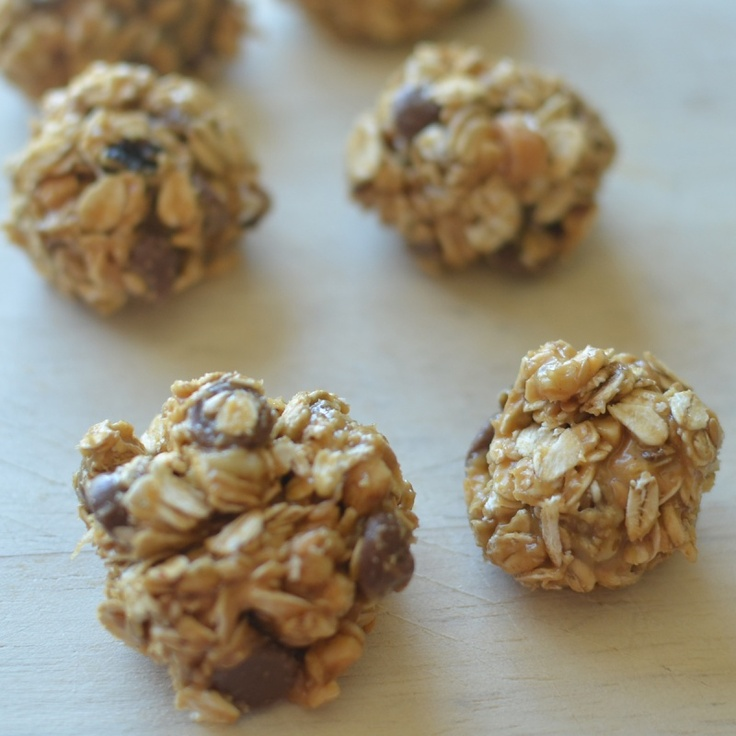 No Bake Power Oat Cookies | Recipes | Super Healthy Meal Plan Subscri ...