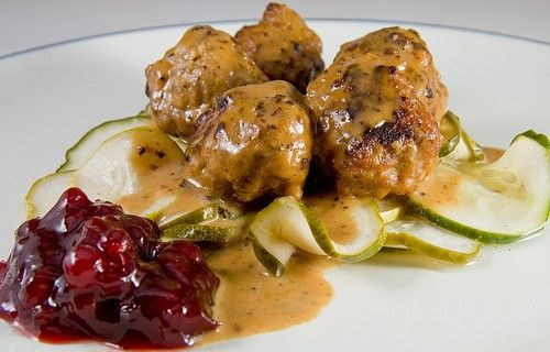 Marcus Samuelsson's Swedish Meatballs | Recipes | Pinterest
