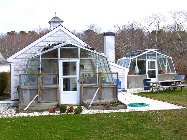 Pin by glass structures on greenhouses pinterest for Better homes and gardens greenhouse