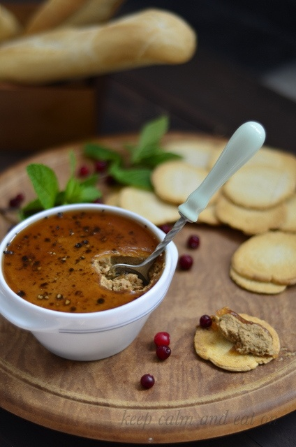 chicken liver pate | Savories | Pinterest