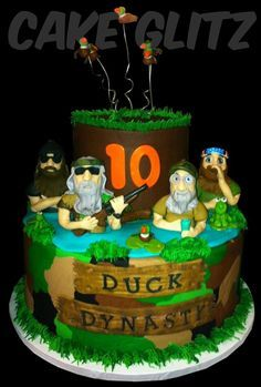 Caleb's 9th Duck Dynasty on Pinterest | 62 Pins