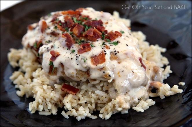 Fancy chicken meal - photo#23