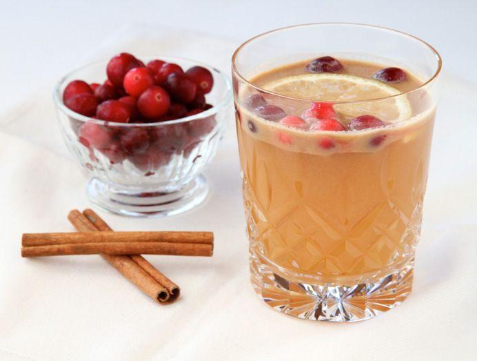 hot butterscotch apple cider