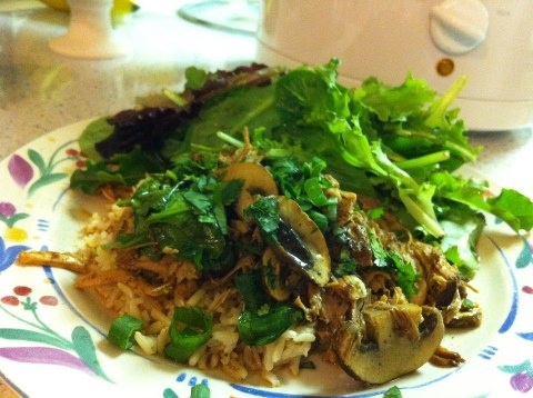 Crock Pot Asian Pork With Mushrooms Recipes — Dishmaps