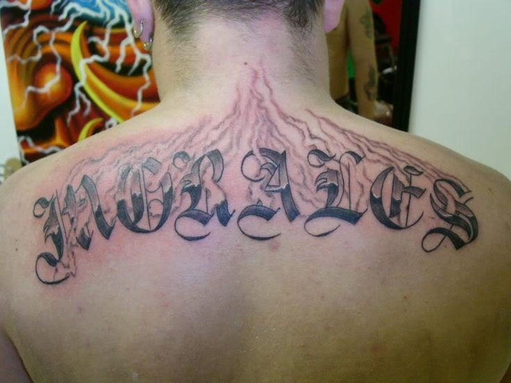 Pin by brenda morales on my last name morales pinterest for Tattoos that last a year